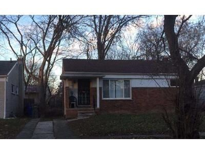 3 Bed 1 Bath Foreclosure Property in Inkster, MI 48141 - Lexington Pkwy