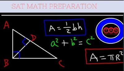 SAT Math Prep - TAS New York