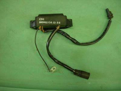 Purchase JOHNSON EVINRUDE POWER PACK 20 25 30 35 HP 582452 IGNITION MODULE CDI 4-60HP motorcycle in Stacy, Minnesota, United States, for US $29.00