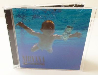 NIRVANA Nevermind CD New from box set