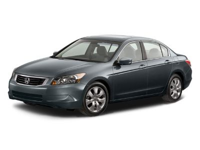 2008 Honda Accord EX (Tan)
