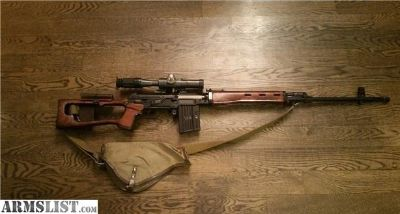 For Sale: Chinese NDM86 SVD Sniper