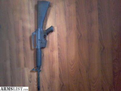 For Sale/Trade: Pre-ban colt ar-15