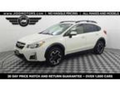 Used 2017 Subaru Crosstrek White, 33K miles