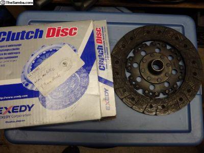 Exedy Daikin Semi-metallic Clutch Disc B503