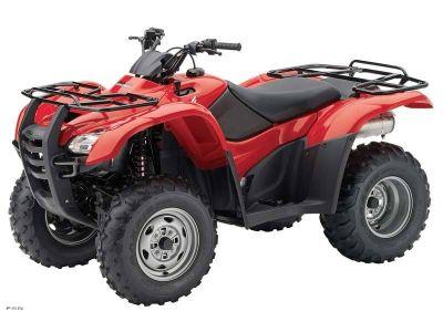2011 Honda FourTrax Rancher 4x4 ES Utility ATVs Antigo, WI