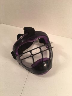 Defender Sports Shield Youth Face Guard Mask