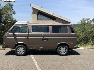 1986 Westfalia Full Camper