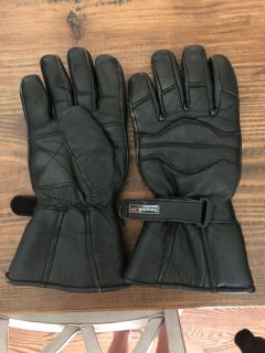 Men s leather riding gloves
