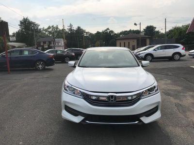 2017 Honda ACCORD SEDAN LX CVT (White)