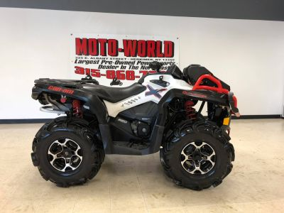 2016 Can-Am Outlander X mr 650 Utility ATVs Herkimer, NY