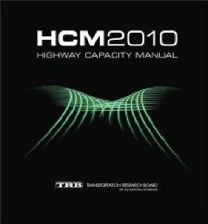 $280 Highway Capacity Manual 2010