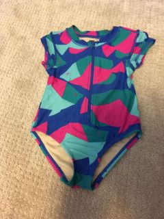 Sz 2 Tea brand swim suit. Seriously the cutest. EUC