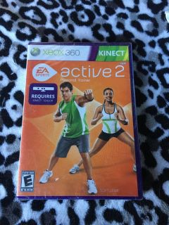 New XBOX Kinect game