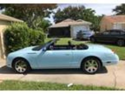 2003 Ford Thunderbird Convertible in Melbourne, FL