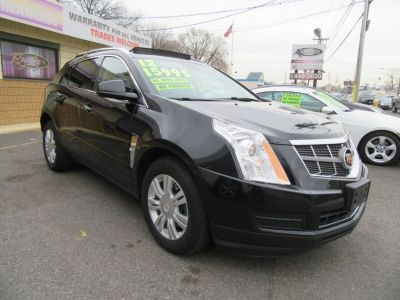 2012 Cadillac SRX Luxury Collection (Black Ice Metallic)
