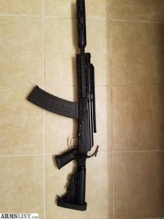 For Sale: Saiga 12 ga semi auto shotgun