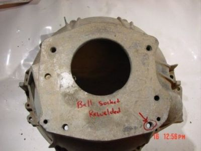 Find 80-86 Jeep CJ Bell housing T4 T5 SR4 transmission CJ5 CJ7 Scrambler 3235824 motorcycle in Bernville, Pennsylvania, United States, for US $100.00