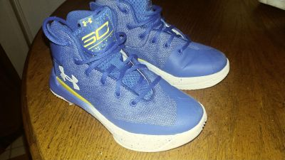 Boys Under Armour, Nike, More Shoes size 12, 13, 13.5