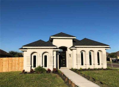 5317 N 46th Street McAllen Three BR, New Construction FOR SALE!