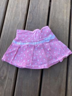 Children s Place 3T skirt with built in diaper cover