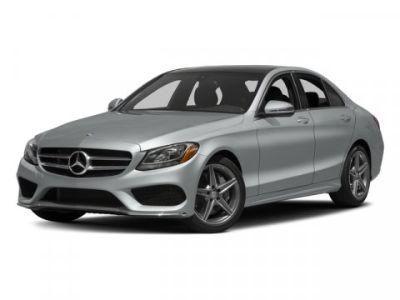 2016 Mercedes-Benz C-Class 4DR SDN C300 C 30 (Gray)