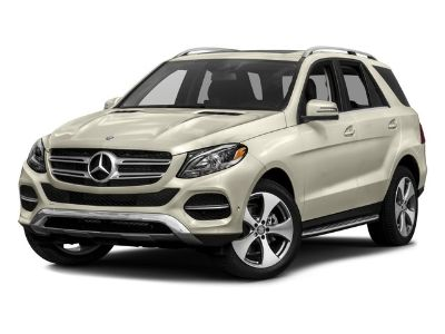 2016 Mercedes-Benz M-Class ML350 4MATIC (Lunar Blue)