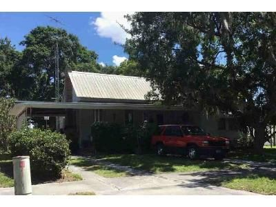 3 Bed 2 Bath Foreclosure Property in Fort Meade, FL 33841 - S French Ave