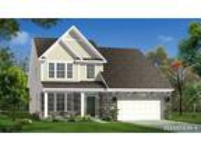 The Middleton by Dan Ryan Builders: Plan to be Built