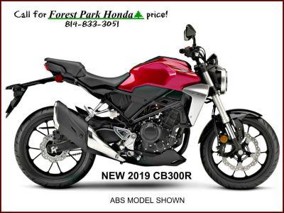 2019 Honda CB300R Sport Erie, PA