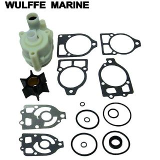 Sell Water Pump Impeller Kit Mercury V6 150,175,200,225 Hp Sierra 18-3316 46-78400A2 motorcycle in Mentor, Ohio, United States, for US $38.95