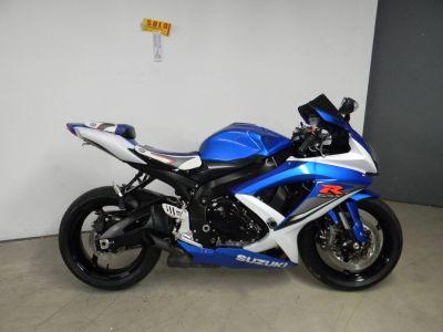 2009 Suzuki GSX-R750 SuperSport Motorcycles Springfield, MA