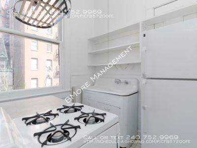 1 bedroom in Reservoir Hill-Bolton Hill Area