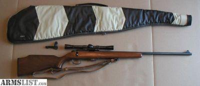 For Sale: Classic Remington 581 .22 (short, long & long rifle)