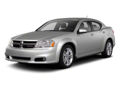 2013 Dodge Avenger SE (True Blue Pearl)