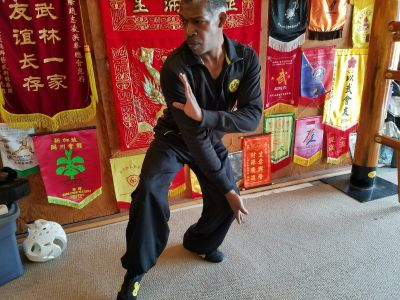 Chinese Internal Kung Fu