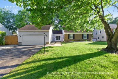 Single-family home Rental - 15567 Peach Walker Drive II