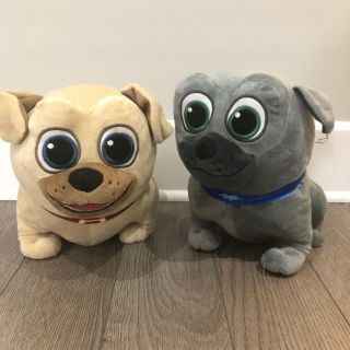 Puppy Dog Pals Bingo and Rolly