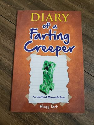 New!! Diary of a Farting Creeper