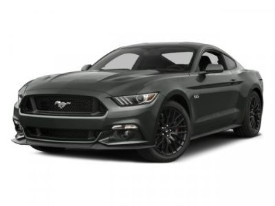 2015 Ford Mustang GT (Red)