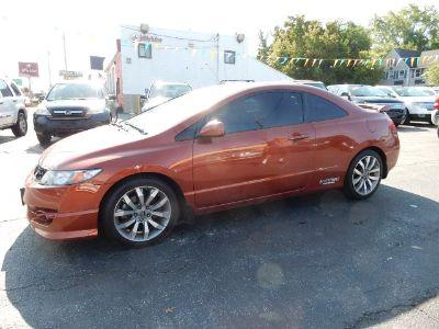 2009 Honda Civic Si (Redline Orange Pearl)