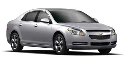 2010 Chevrolet Malibu LT (Imperial Blue Metallic)