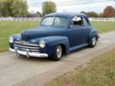 1946 Ford Deluxe Coupe Street Rod