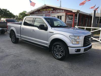 2015 Ford F150 (Aluminum)