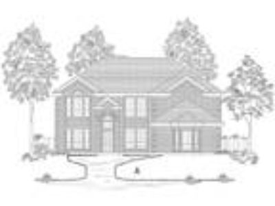 The Crestwood FSW by First Texas Homes: Plan to be Built