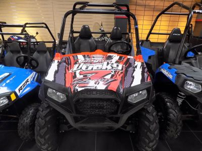 2012 Polaris Ranger RZR 570 Side x Side Utility Vehicles Chanute, KS