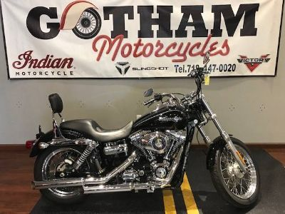 2012 Harley-Davidson Dyna Super Glide Custom Cruiser Staten Island, NY