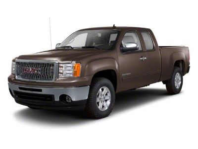 2010 GMC Sierra 1500 SL (Midnight Blue Metallic)