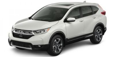 2018 Honda CR-V EX (White Diamond Pearl)