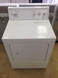 $229.99, 20 Kenmore Gas and Electric Dryers with 2-Year Parts and Labor Warranty